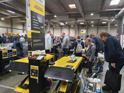Messe 2019 - Bilmesse Brugtmarked Fredericia 6-7 april